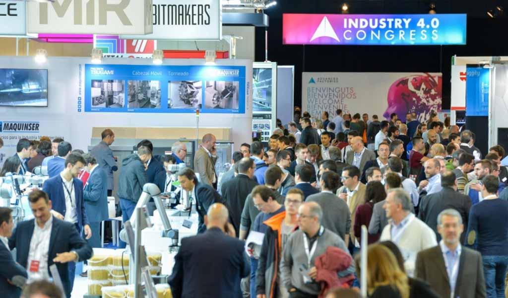 Más de 350 marcas presentan sus tecnologías emergentes en Advanced Factories 2020
