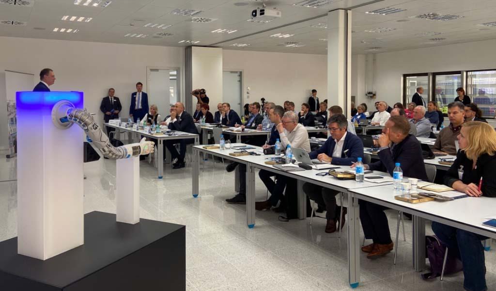 Festo presenta sus soluciones para la transformación digital de la Industria 4.0