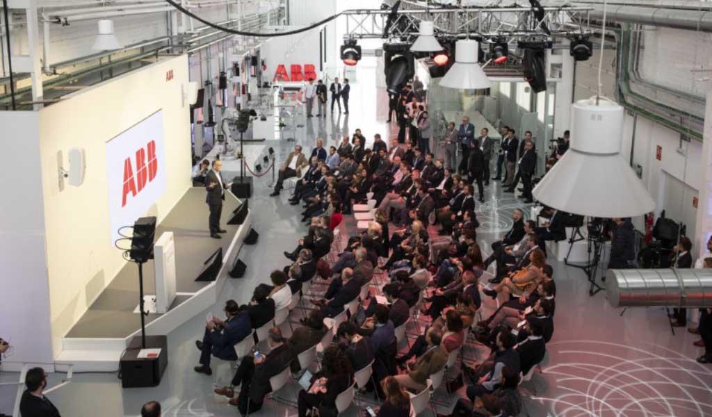 ABB inaugura en Barcelona su primer Customer Innovation Center de robótica en Europa