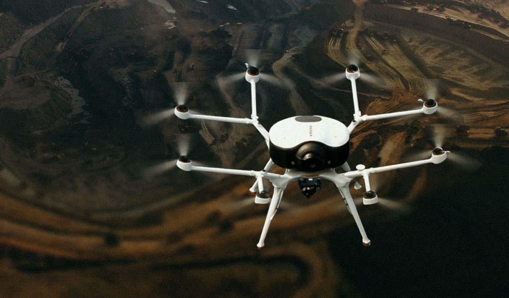 El dron Doosan gana honores en los Premios CES 2020