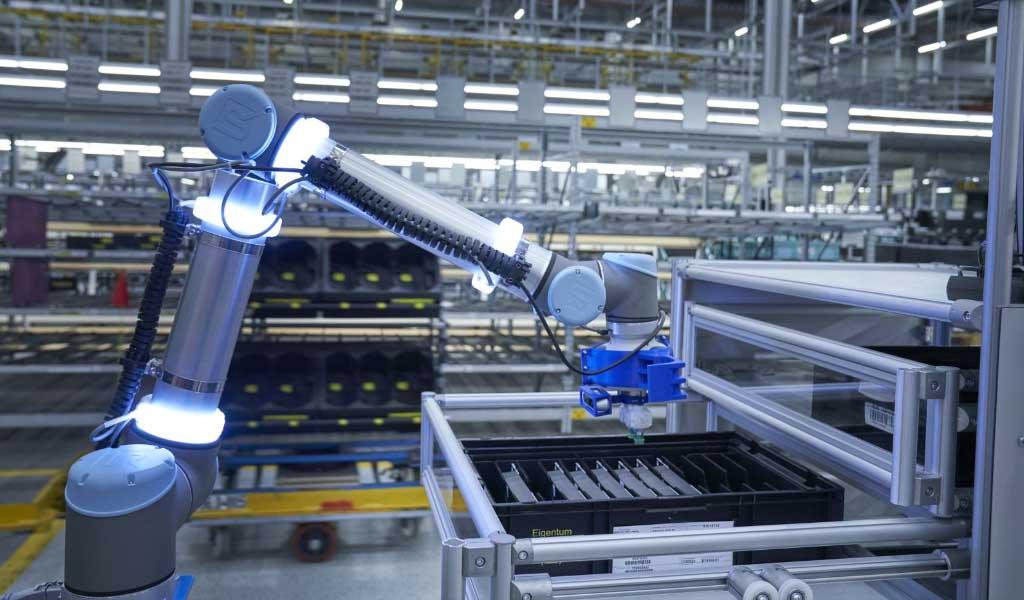 La automatización crea trabajos, siempre que se mueva rápidamente
