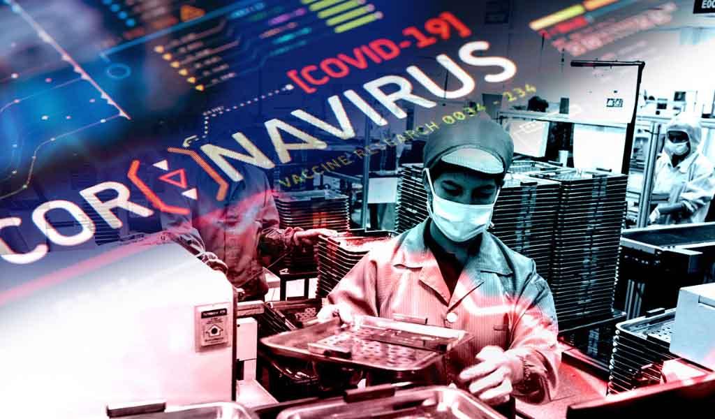 La cadena de suministro de tecnología se está recuperando del coronavirus, pero cuidado con una recaída