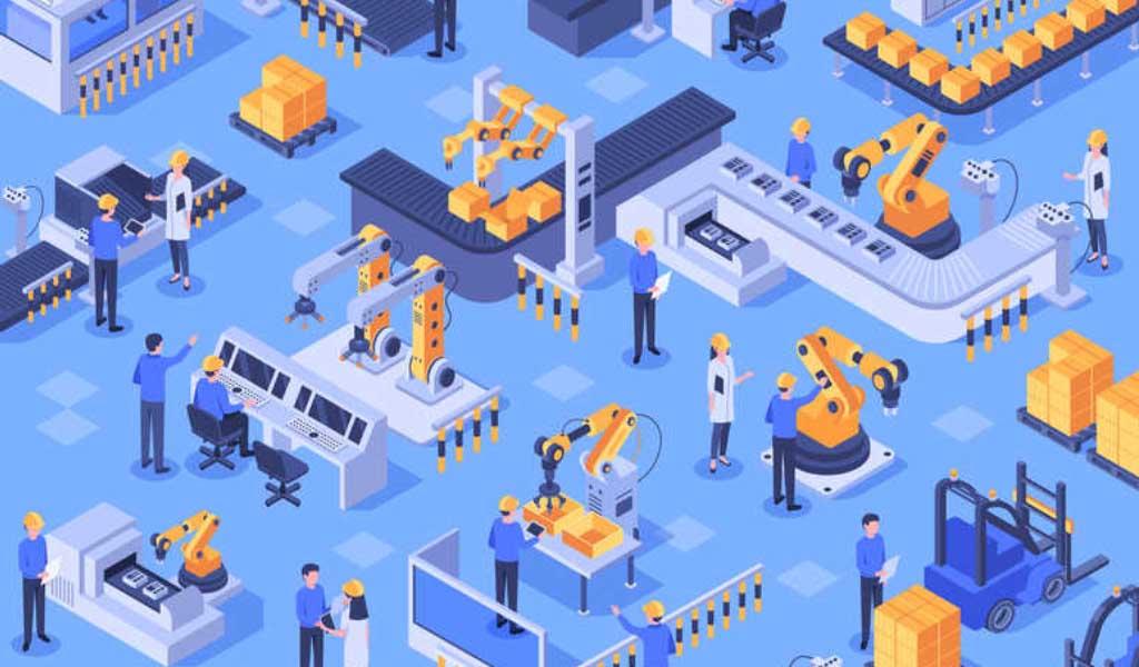 IBM: el potencial de la fabricación inteligente.
