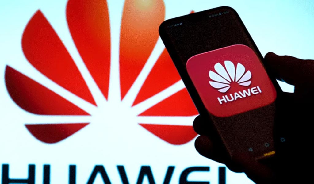 El crecimiento del Huawei se evapora después de que el virus de la Coronación se haya convertido en un problema para los EE.UU.