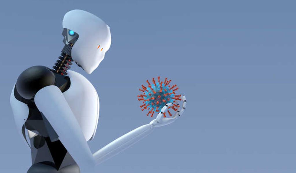 ¿Cómo combate la inteligencia artificial COVID-19?