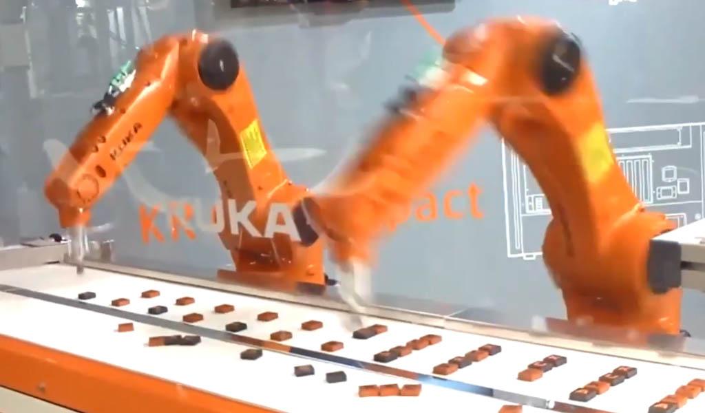 Robots, cobots y robotica en la Industria 4.0
