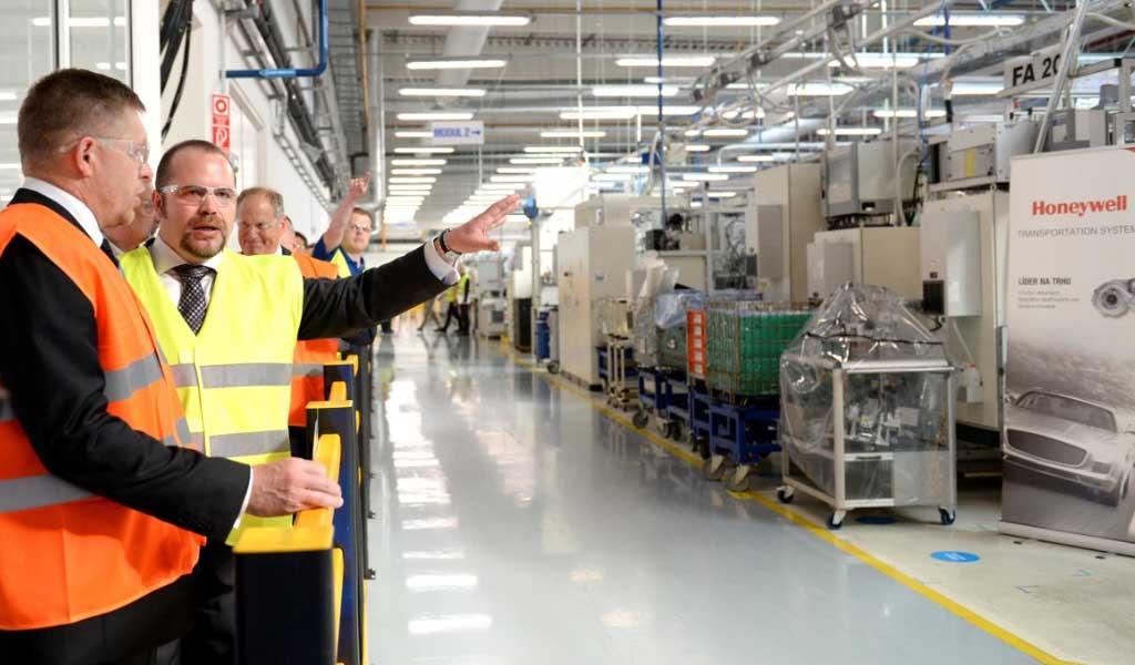 Honeywell: avances en la automatización de almacenes creando trabajos