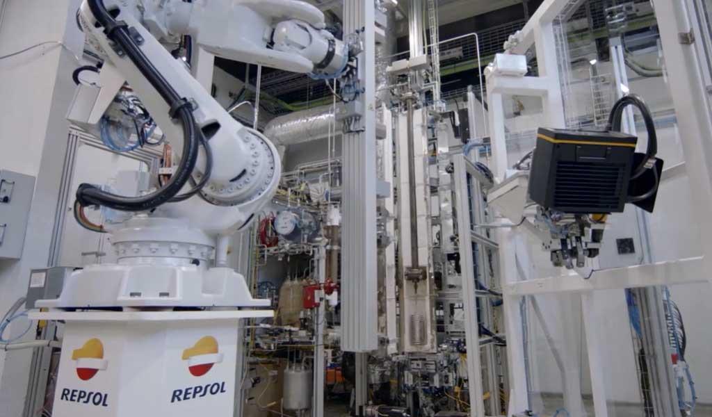 La evolución de Smart Factory en Repsol
