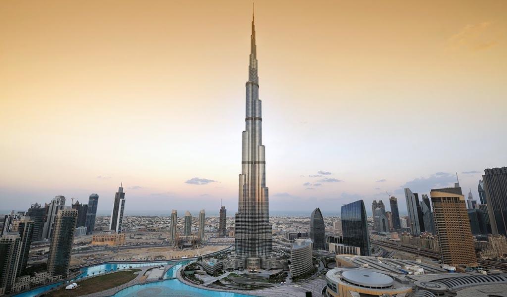 Burj Khalifa, automatizado con productos Honeywell