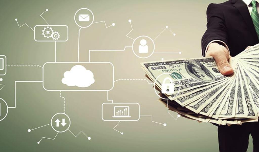 ¿Cómo podría ser beneficiosa la computación cognitiva en el futuro de los servicios financieros?