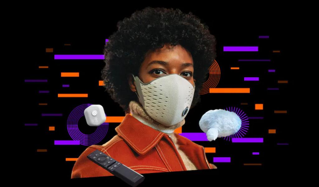 CES se convierte en una pandemia completa con máscaras inteligentes, stickers para detectar covid y la mayor actualización de WiFi en años