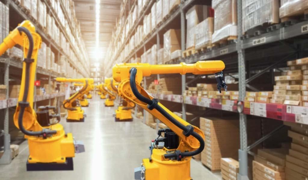 Las empresas podrían estar al borde de una explosión de automatización