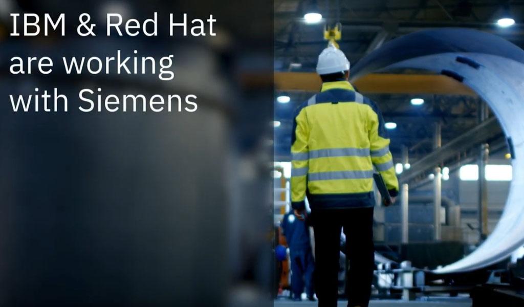 Cómo IBM, Red Hat y Siemens están aumentando el valor en tiempo real de los datos de IoT