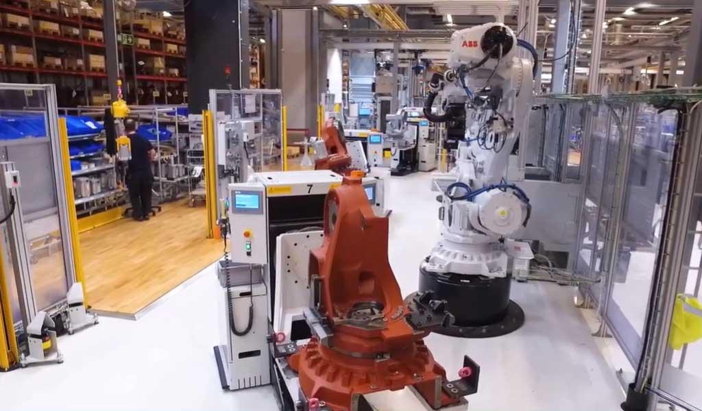 ABB RobotStudio® Digital Twin