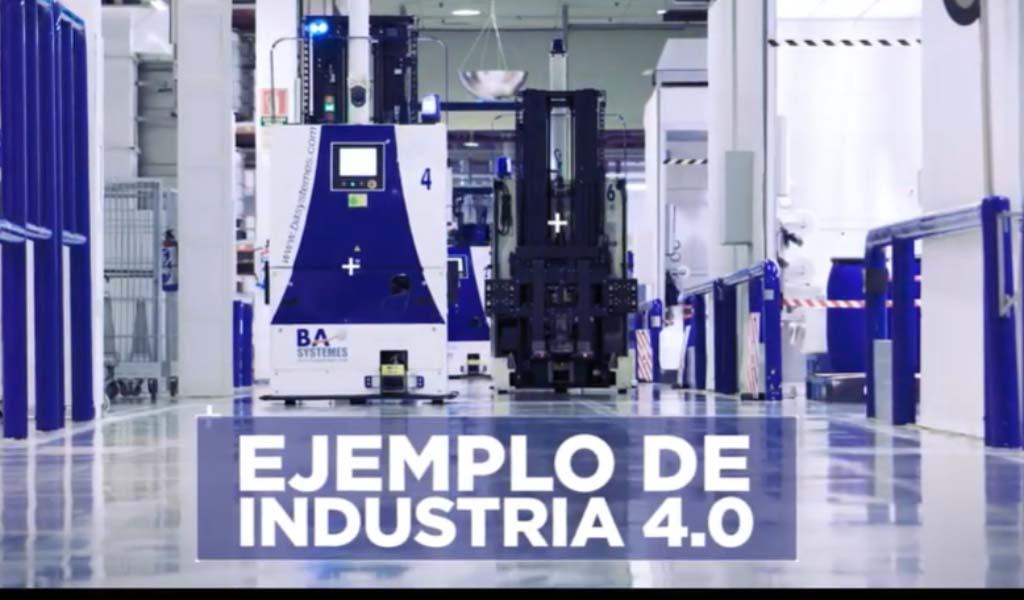 La fábrica de L'Oréal en Burgos, un ejemplo de industria 4.0
