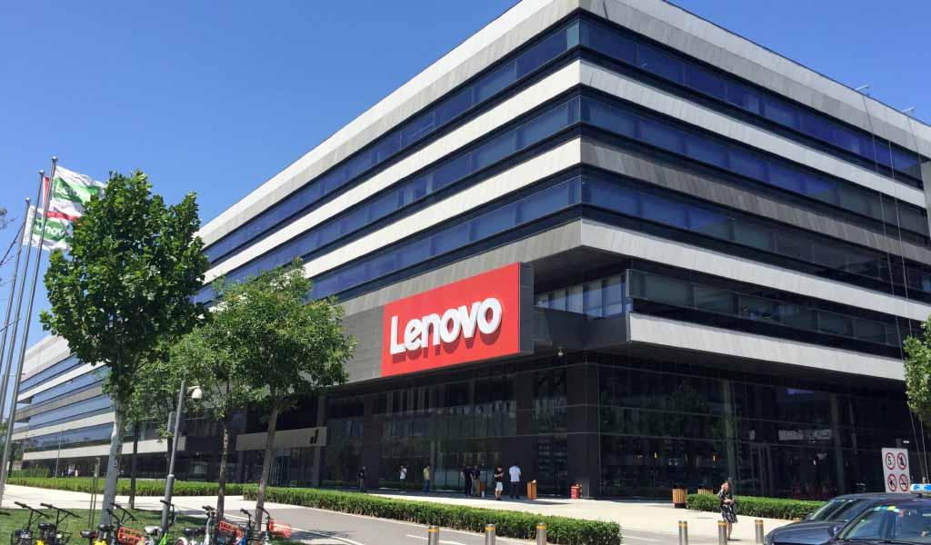 Fábrica del futuro: el CEO de Lenovo se compromete con la sostenibilidad