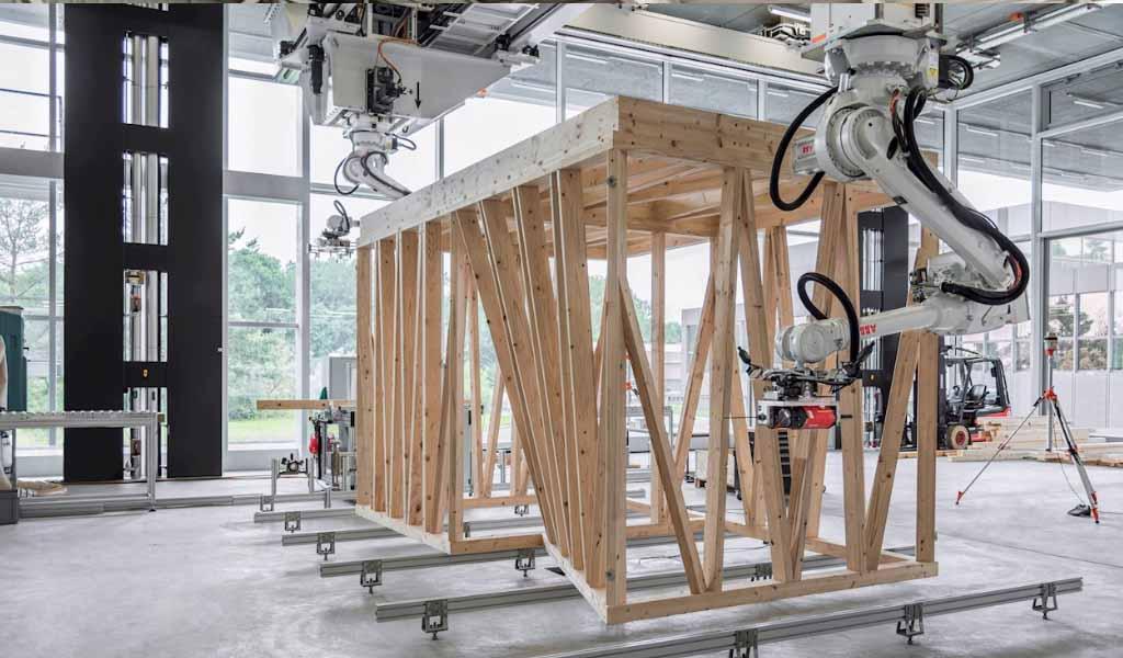 ABB Robotics avanza en la automatización de la industria de la construcción para permitir una construcción más segura y sostenible