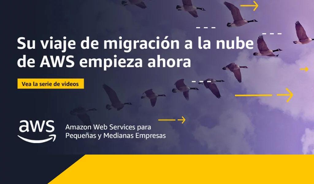 On Demand – Su viaje de migración a la nube de AWS empieza ahora