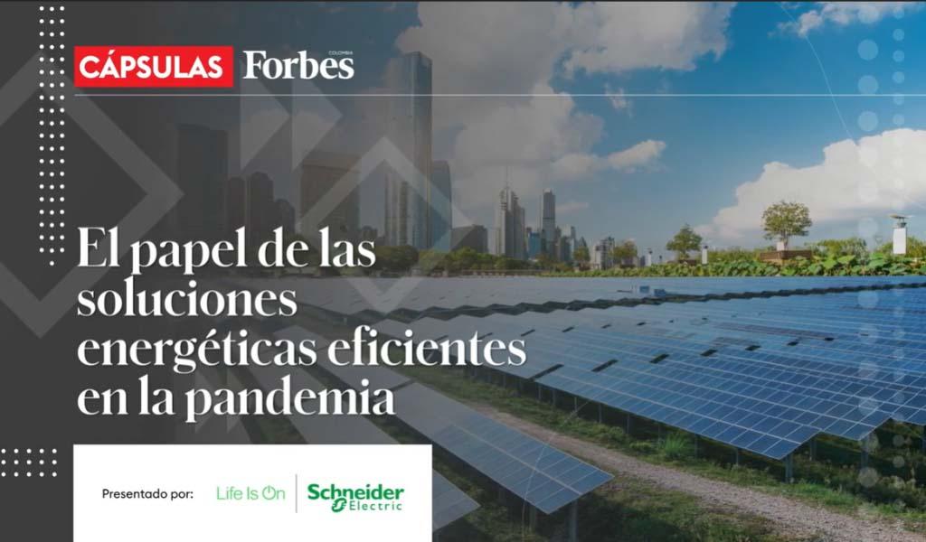 El papel de las soluciones energéticas eficientes en la pandemia